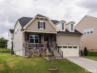 Durham County Single Family Home For Sale: 118 Shadow Hawk Drive