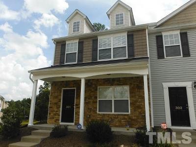 Durham Rental For Rent: 1725 Tw Alexander Drive #301