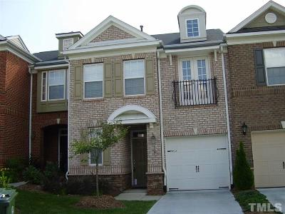 Cary Rental For Rent: 507 Camden Yards Way