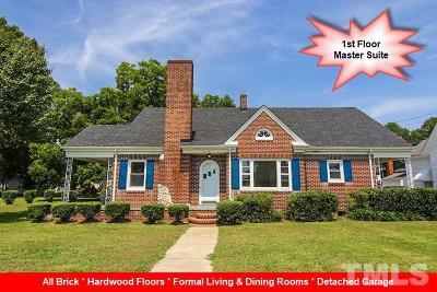 Princeton Single Family Home For Sale: 204 S Pine Street