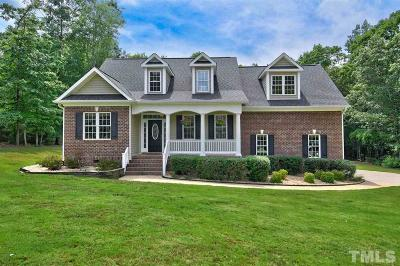 Granville County Single Family Home For Sale: 3829 St Lucy Drive