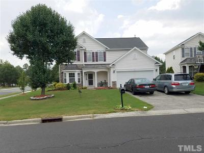 Morrisville Single Family Home For Sale: 101 Judges Bench Court