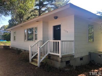 Fuquay Varina Rental For Rent: 2229 Stewart Street
