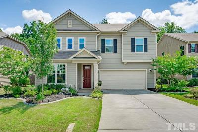 Apex Single Family Home For Sale: 324 Striped Maple Court