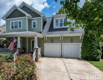 Wake County Single Family Home For Sale: 125 Edgepine Drive