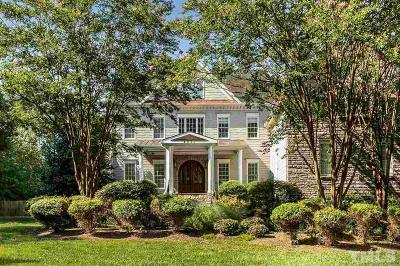 Wake County, Durham County, Orange County, Chatham County Single Family Home For Sale: 4001 Soaring Talon Court