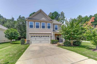 Fuquay Varina Single Family Home For Sale: 501 Highrock Lake Road