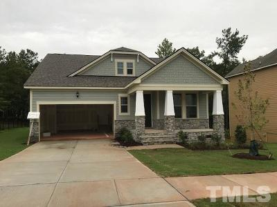 Youngsville Single Family Home For Sale: 80 Olde Liberty Drive