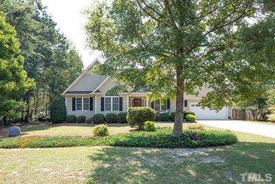 Sampson County Single Family Home For Sale: 118 Woods Edge Drive