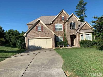 Holly Springs Rental For Rent: 109 Holly Glen Court