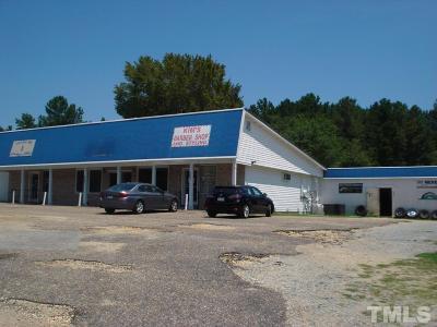 Harnett County Commercial For Sale: 204 E Jackson Boulevard