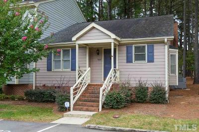 Raleigh Rental For Rent: 5602 Darrow Drive
