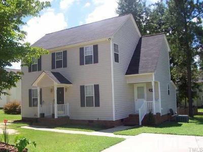 Knightdale Single Family Home Pending: 107 Driffield Court