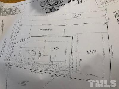 Chapel Hill Residential Lots & Land For Sale: 400 Piney Mountain Road