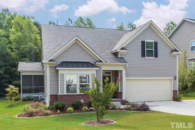 Franklin County Single Family Home For Sale: 135 Clubhouse Drive
