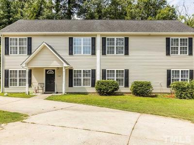 Durham Multi Family Home For Sale: 1136 Drew Street
