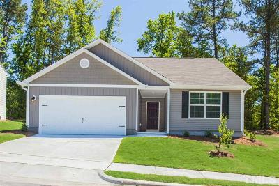 Creedmoor Single Family Home For Sale: 2055 Alderman Way