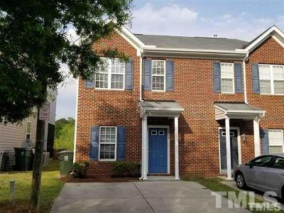 Raleigh Rental For Rent: 5916 Osprey Cove Drive