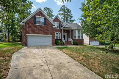 Durham County Single Family Home For Sale: 1008 Goldenview Court
