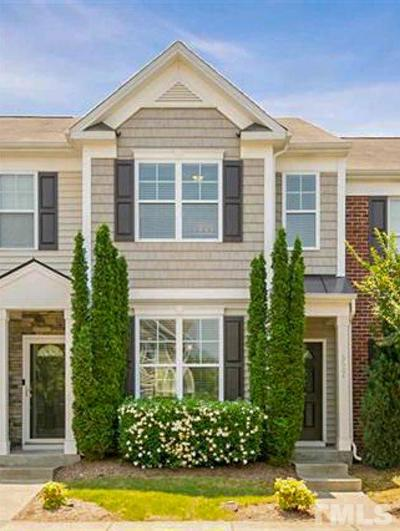 Raleigh Rental For Rent: 6604 Clarksburg Place