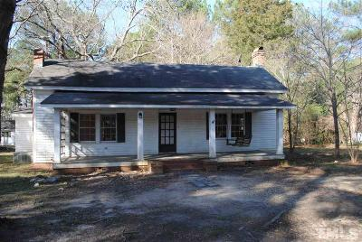 Raleigh Rental For Rent: 6920 Holly Springs Road