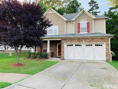 Apex Single Family Home For Sale: 609 October Glory Lane