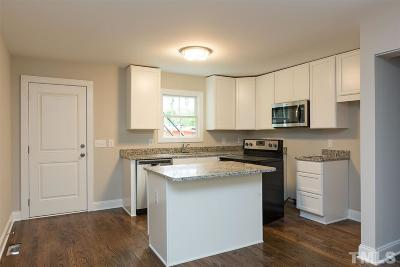 Raleigh Rental For Rent: 219 Park Avenue #C