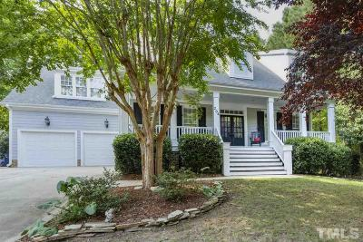 Holly Springs Single Family Home For Sale: 204 Cliffcreek Drive