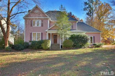 Durham Rental For Rent: 3425 Cottonwood Drive