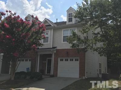 Raleigh Rental For Rent: 3053 Winding Waters Way
