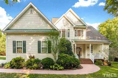 Chatham NC Single Family Home For Sale: $389,900