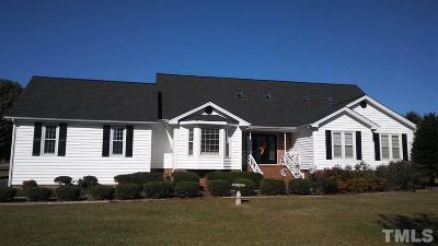 Smithfield Single Family Home For Sale: 1226 Swift Creek Road