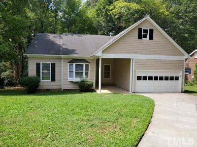 Cary Single Family Home For Sale: 104 Oxpens Road