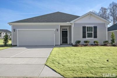 Fuquay Varina Single Family Home For Sale: 250 Maple Twig Court