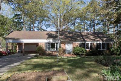 Durham Rental Pending: 5300 Newhall Road