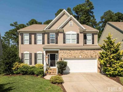 Holly Springs Single Family Home For Sale: 417 Covenant Rock Lane