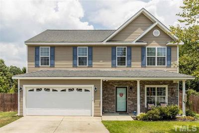 Knightdale Single Family Home For Sale: 112 Citrine Court