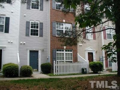 Raleigh NC Condo For Sale: $175,000