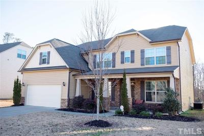 Knightdale Single Family Home For Sale: 4949 Stonewood Pines Drive