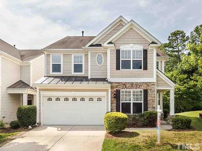 Cary Single Family Home For Sale: 224 Royal Tower Way
