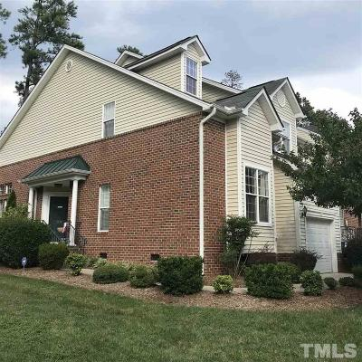 Holly Springs Townhouse For Sale: 101 Florians Drive