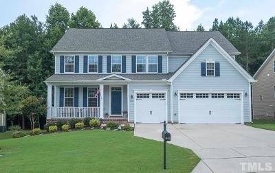 Wake County Single Family Home For Sale: 1404 Endgame Court