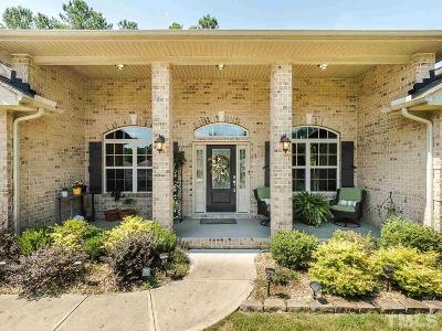 Willow Spring(S) Single Family Home Contingent: 267 Windy Creek Drive