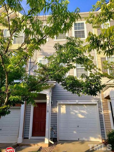 Durham Rental Pending: 3118 Courtney Creek Boulevard
