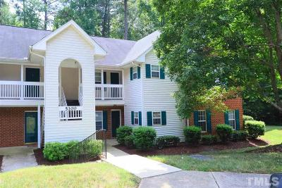 Cary Condo For Sale: 5113 Rina Court #5113