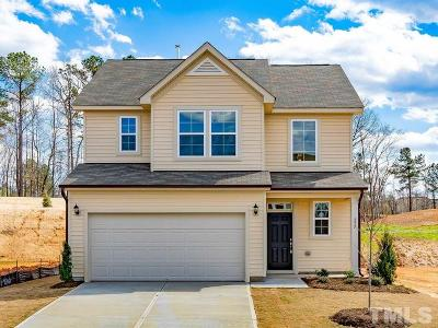 Zebulon Single Family Home Pending: 544 Carissa Lane #LOT 363