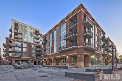 Chapel Hill Condo For Sale: 140 W Franklin Street #708