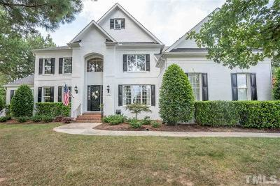 Raleigh Single Family Home For Sale: 10560 Arnold Palmer Drive