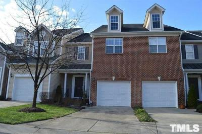 Holly Springs Rental For Rent: 126 Florians Drive