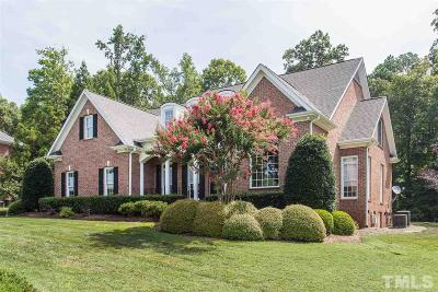 Durham Single Family Home For Sale: 123 Crooked Creek Lane